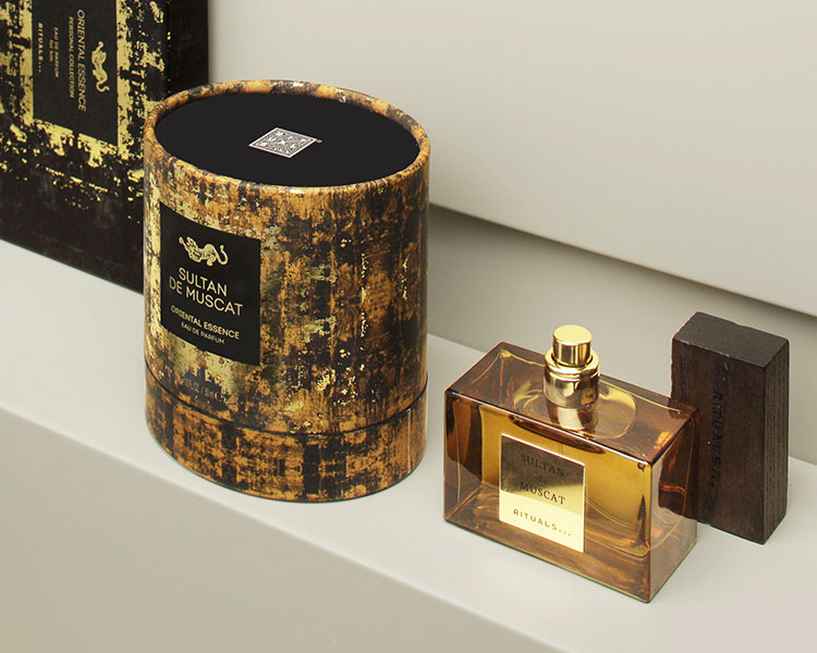 client; rituals  project; packaging design rituals fragrances : packaging concept & design