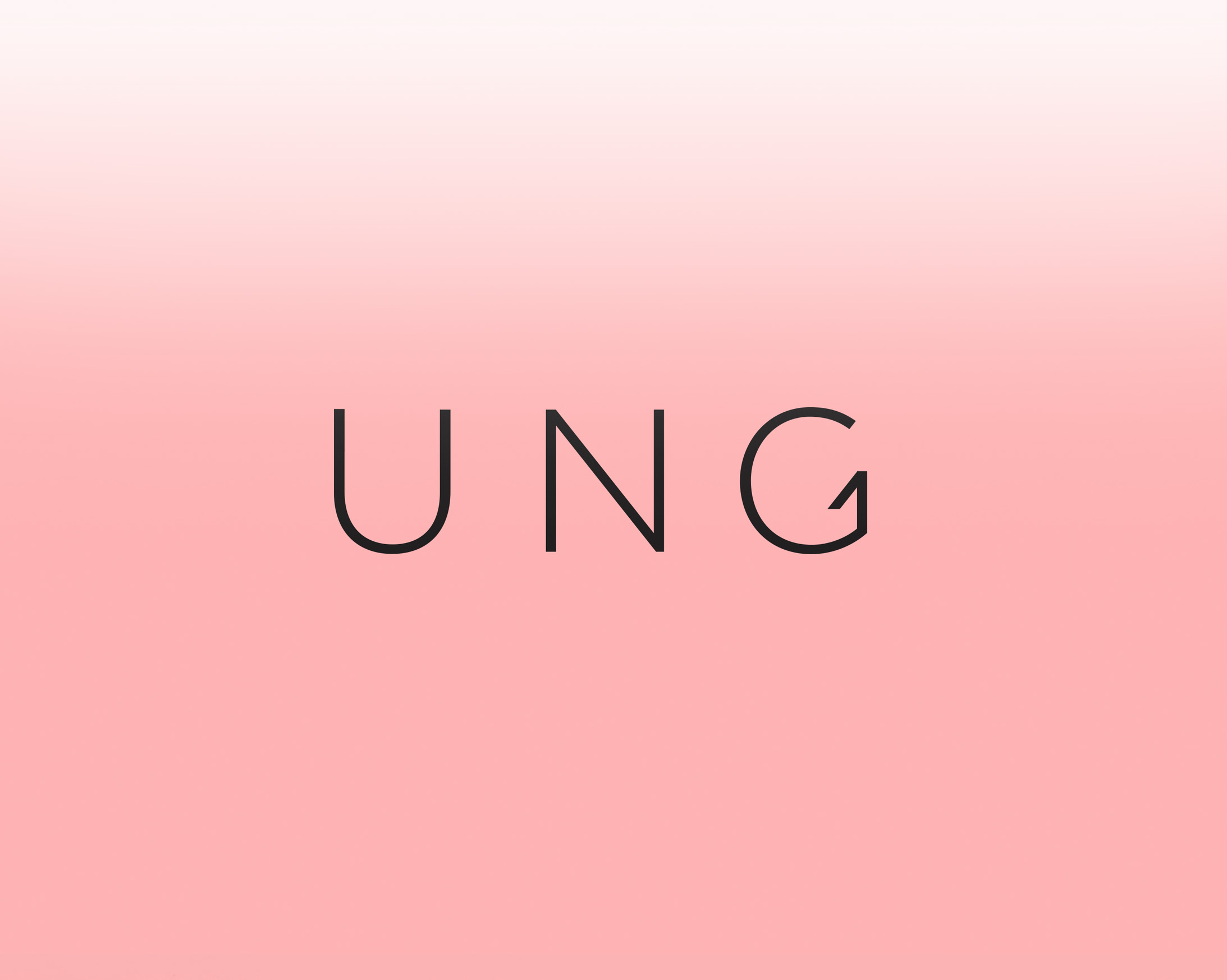 client; ung cosmetics project; brand development new make up brand : interior/brandconcept, naming, design & art direction