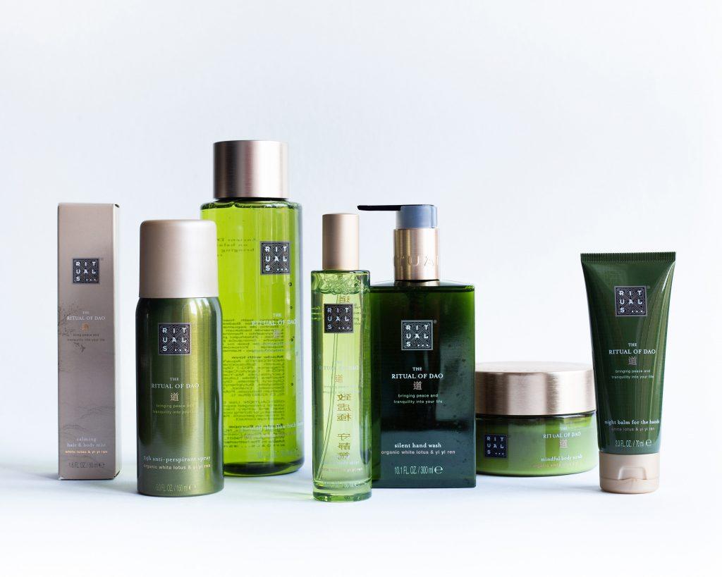 client; rituals project; nieuw packaging design voor tao range